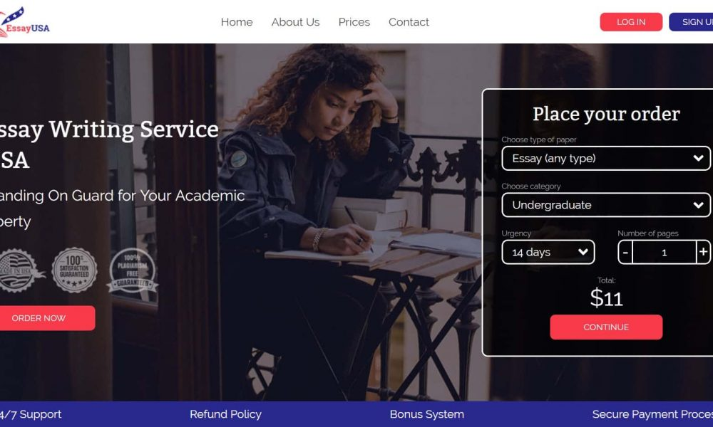 EssayUSA Review 2020: How Does a Reliable Writing Service Look?