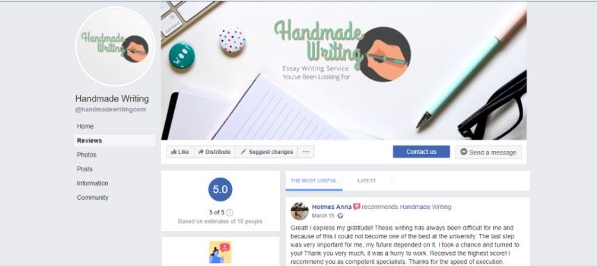 handmadewriting review