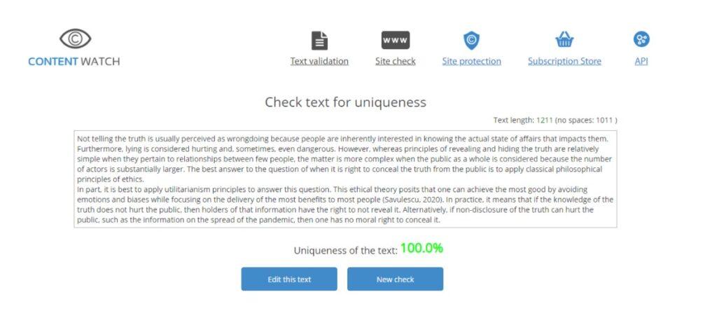 extraessay.com quality checker