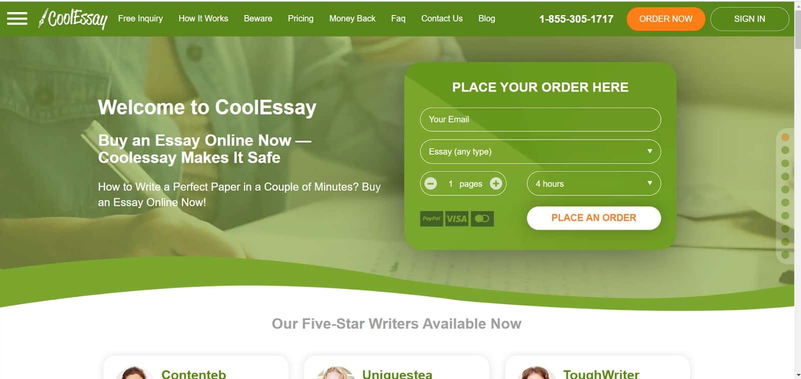 CoolEssay Review 2020: Does it Write Quality Essays?