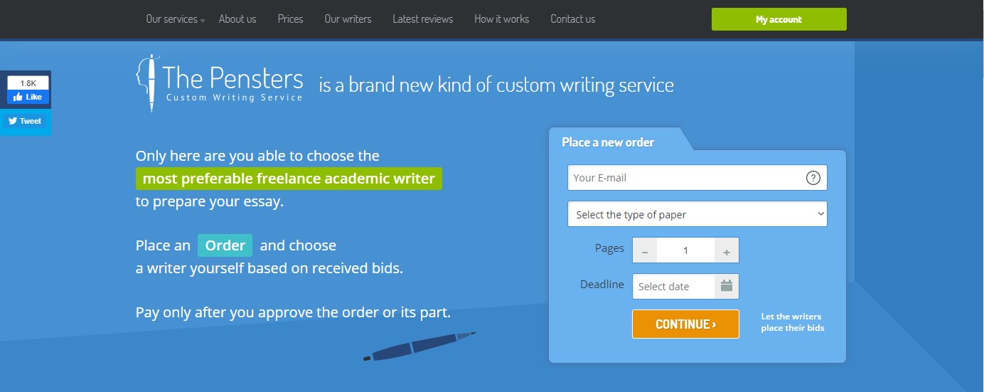 ThePensters Review 2020: Is It the Most Reliable Writing Service?