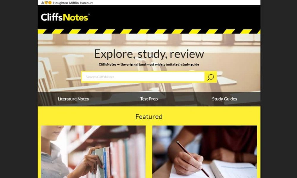 CliffsNotes Review 2020: Reliable Service or Scam?