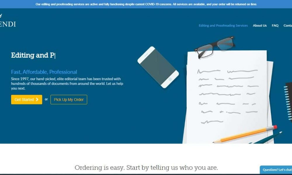 Scribendi Review 2020: What You Should Know Before Placing an Order