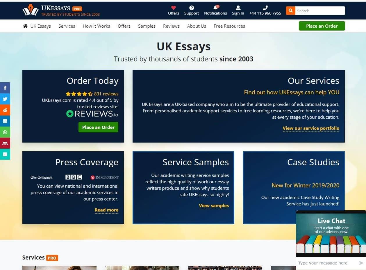 uk essays