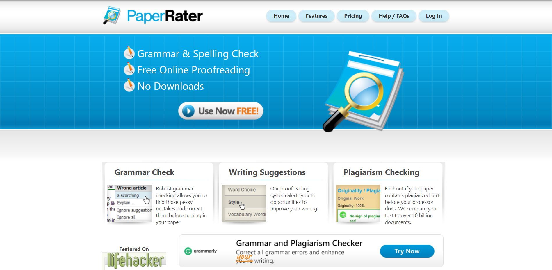 paperrater review