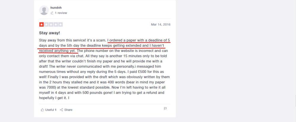 premier essay review